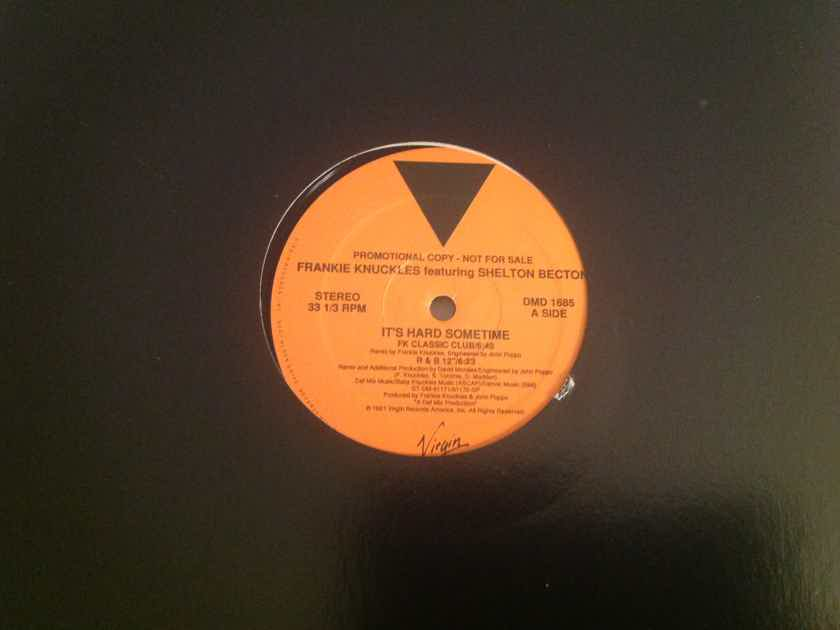 The Railway Children  Music Stop Virgin Records Promo 12 Inch EP
