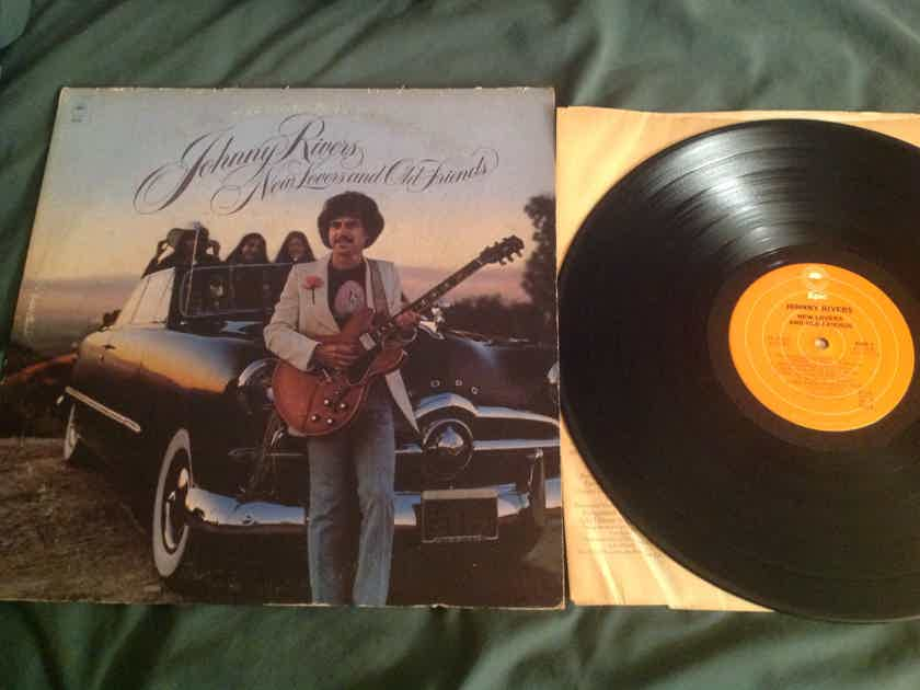 Johnny Rivers New Lovers And Old Friends