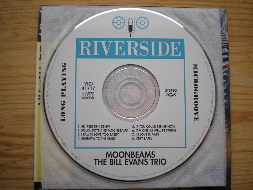 Bill Evans - moon beams mini-lp