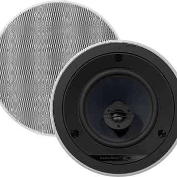 B&W CCM663 In Wall Speakers
