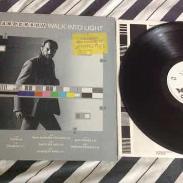 Ian Anderson - Walk Into Light Jethro Tull Solo LP Chry...