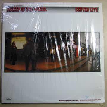 Asleep At The Wheel - Served Live 1979 NM Vinyl LP Capi...
