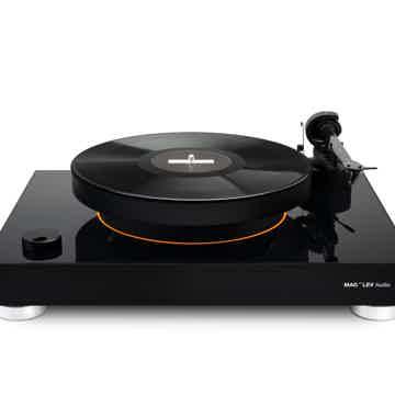 Mag Lev Audio ML1 Black/ Silver
