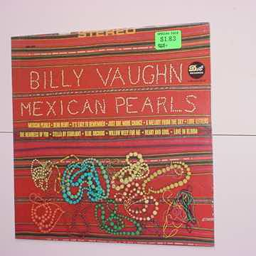 SEALED LP RECORD Billy Vaughn Mexican Pearls DOT STEREO DLP 25628