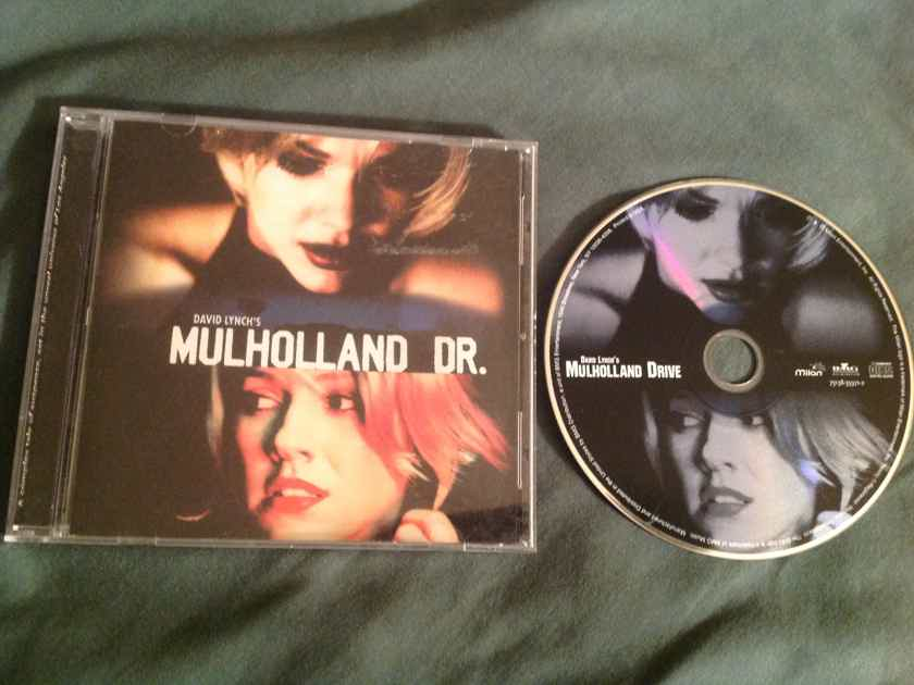 David Lynch Mulholland Dr.