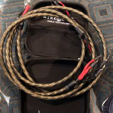 Wireworld Gold Eclipse Speaker Cable