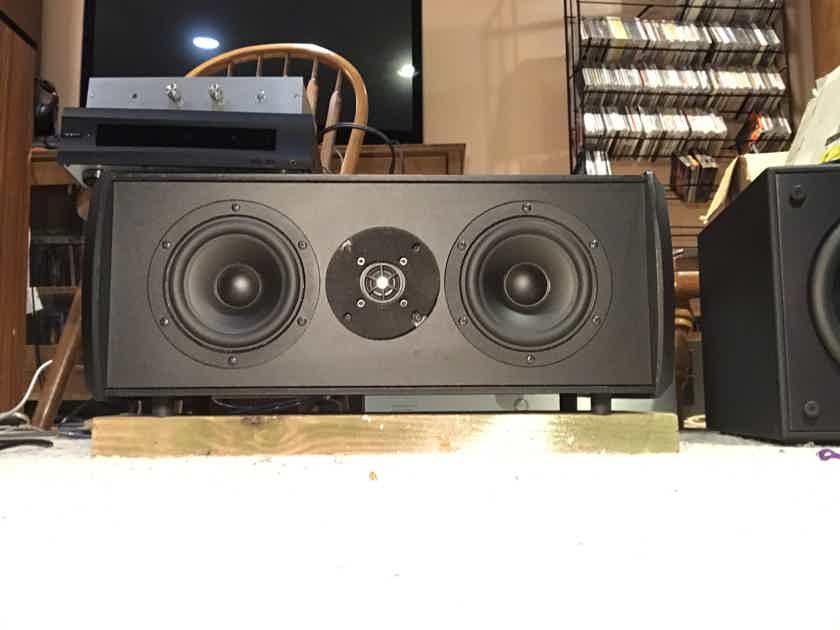 Platinum Audio Studio Center Speaker w/ Spare Driver
