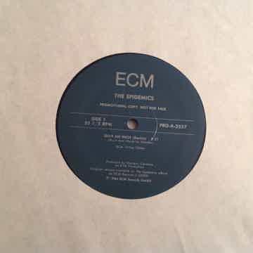 The Epidemics Give Me An Inch(Remix) ECM Records Promo ...