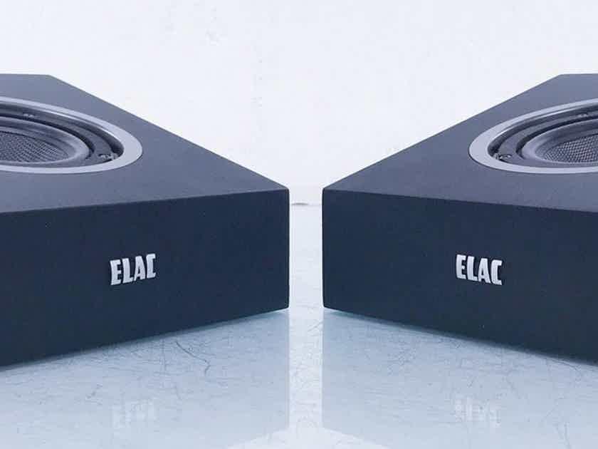 Elac Debut A4 Add-On Dolby Atmos Speakers Dark Grey Pair; A-4 (14997)