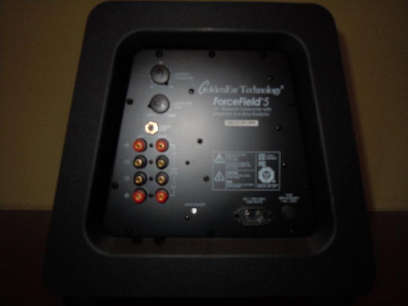 Golden Ear Technology Force Field 5 Subwoofer