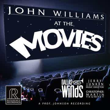 The Dallas Winds ohn Williams At The Movies Hybrid Ster...