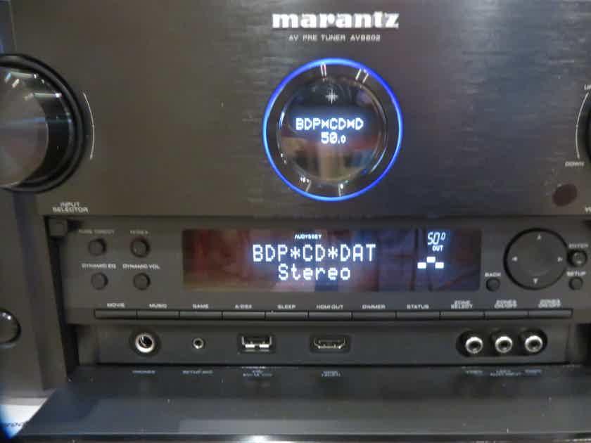 Marantz AV8802A AV 8802A Dolby Atmos Preamp-Processor