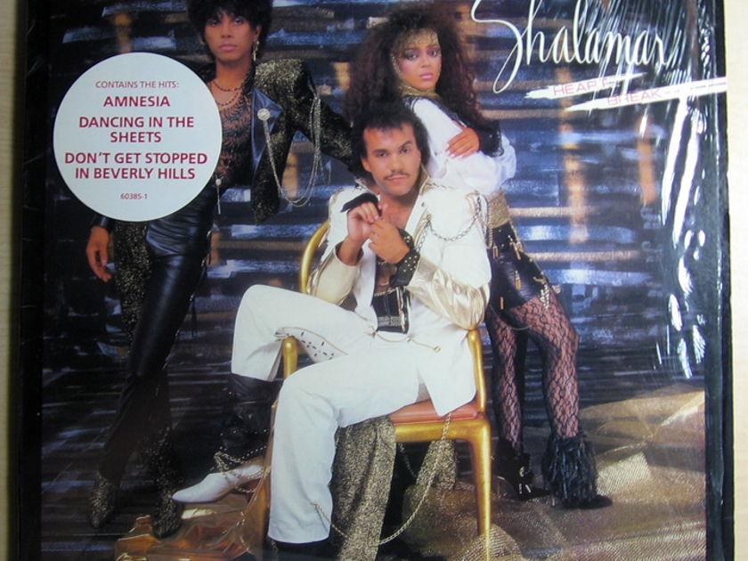 Shalamar - Heartbreak  - 1984 Solar 60385-1
