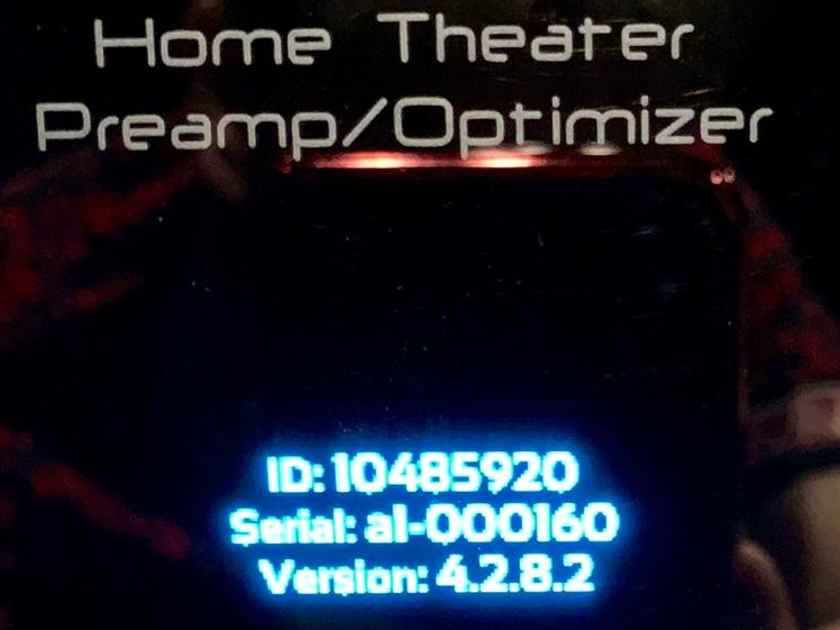 Trinnov Audio Altitude 32 - 16 channels surround processor. Free shipping worldwide !