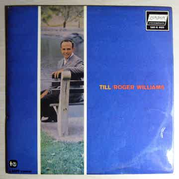 Roger Williams - Till - UK Import EX+ Vinyl LP London R...