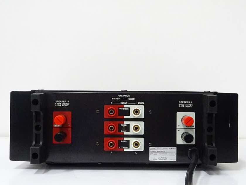 VINTAGE SONY ESPRIT  TA-N902 POWER AMPLIFIER