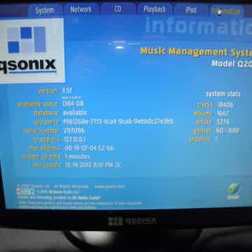 Qsonix Q 205 2 TB