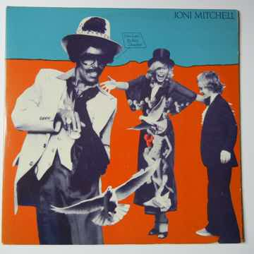 Joni Mitchell - Don Juan's Reckless Daughter Asylum Rec...