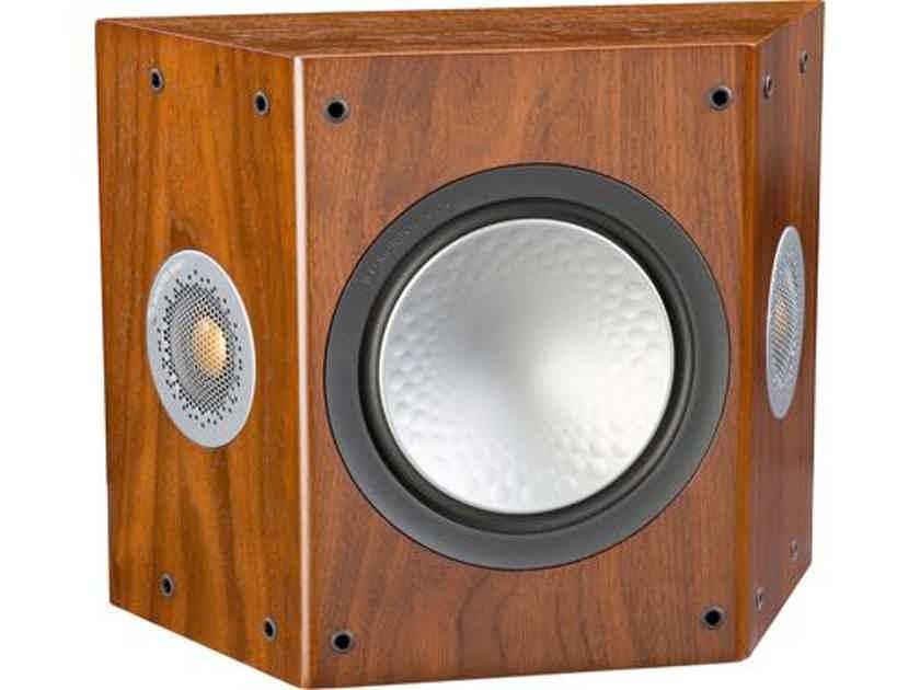 Monitor Audio Silver FX Surround Speakers Walnut