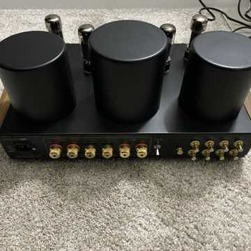 Dueventi-Single Ended Tube Amp