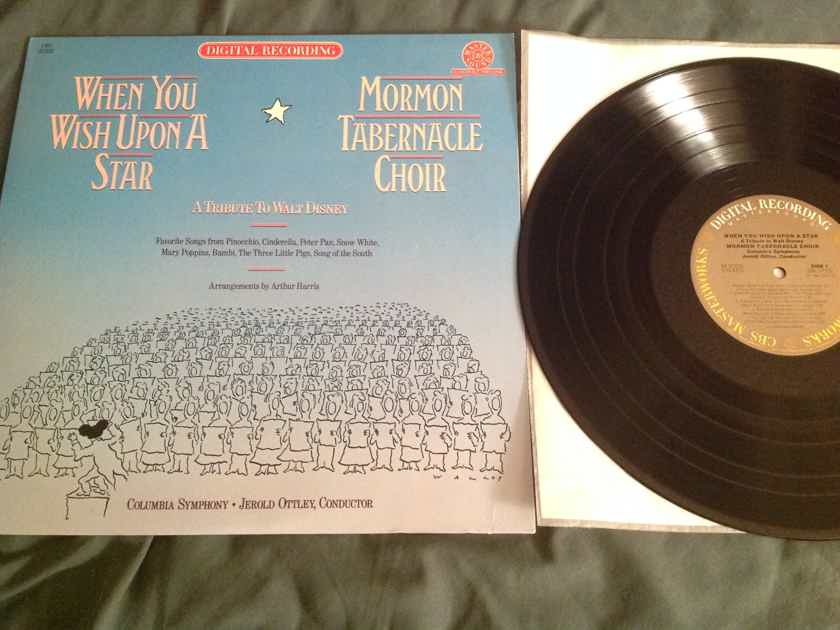 Mormon Tabernacle Choir When You Wish Upon A Star