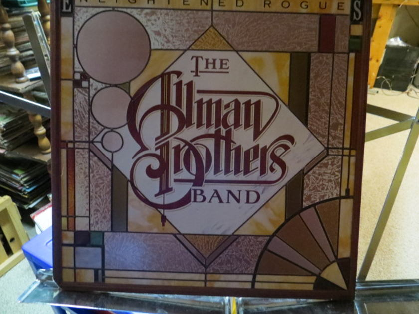 THE ALLMAN BROTHERS - ENLIGHTENED ROUGHES