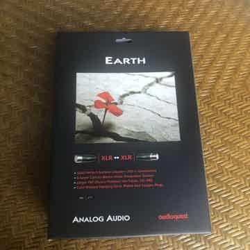 AudioQuest EARTH XLR 2.0m