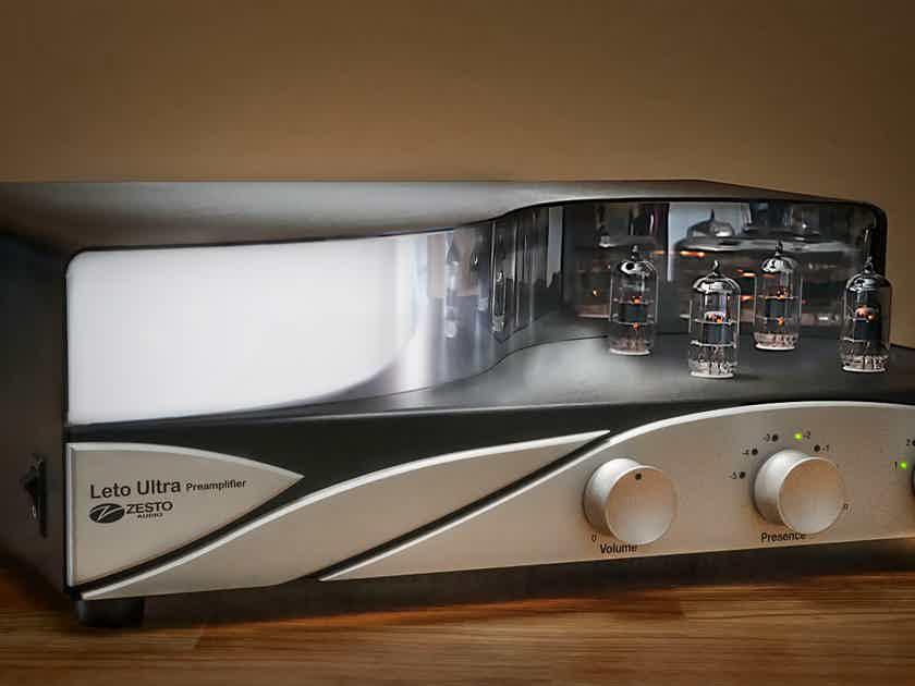 Zesto Audio Leto Ultra Preamplifier