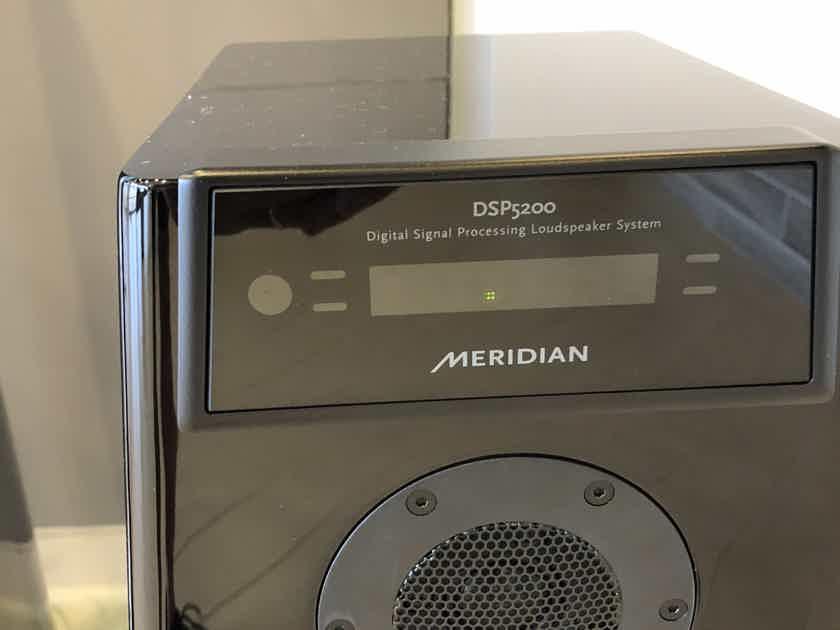 Meridian DSP-5200.2 REDUCED DSP Powered Speakers