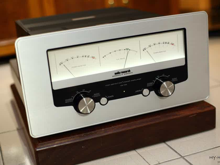 Audio Research GS150 Silver