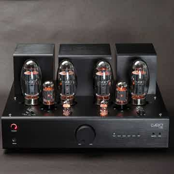 Lyric Audio Ti200 integrated tube amplifier - new video...