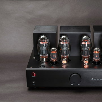 Lyric Audio Ti200 parallel single-ended Class-A tube amp