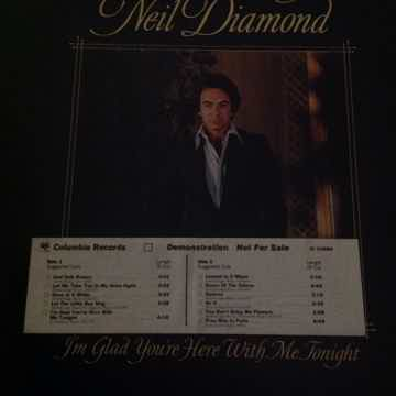Neil Diamond I'm Glad You're With Me Tonight
