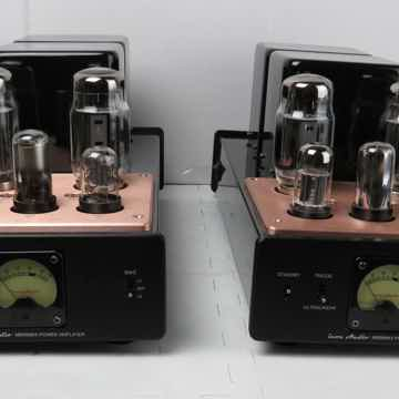 Icon Audio MB90 MKII Monoblock Amplifiers, KT150 Tubes