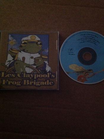 Les Claypools Frog Brigade