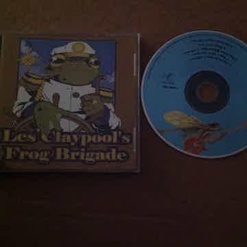 Les Claypools Frog Brigade - Live Frogs Set 2 Pink Floy...