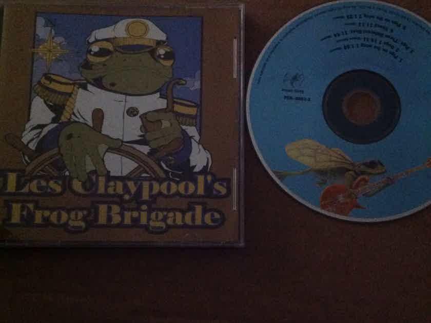 Les Claypools Frog Brigade - Live Frogs Set 2 Pink Floyd's Animals Live Recording Compact Disc