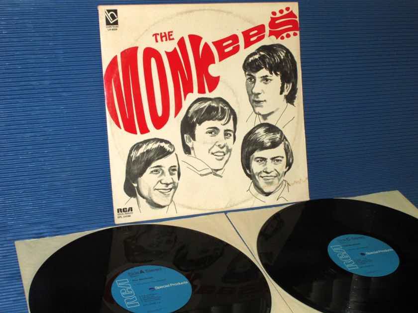 """THE MONKEES  - """"Same Title"""" -  RCA Special Products 1976"""