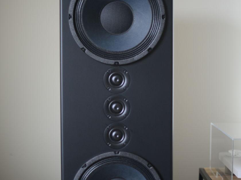 Tekton Design Pendragon Full Range Tower Speakers