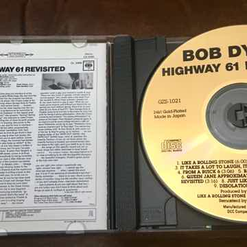 Bob Dylan - Highway 61 Revisited Gold Disc