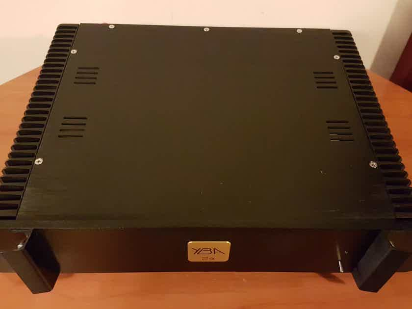 YBA 2 Alpha HCDT Stereo Power Amplifier. Reduced!