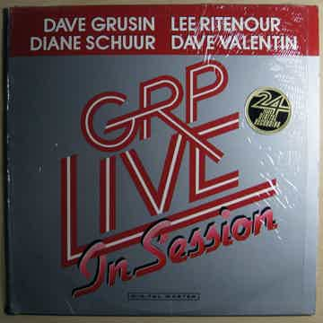 Dave Grusin / Lee Ritenour / Diane Schuur & More GRP Live In Session
