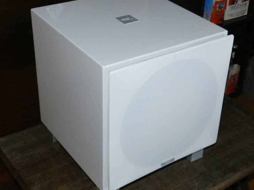 REL Acoustics T-7 Sub Woofer  Gloss White