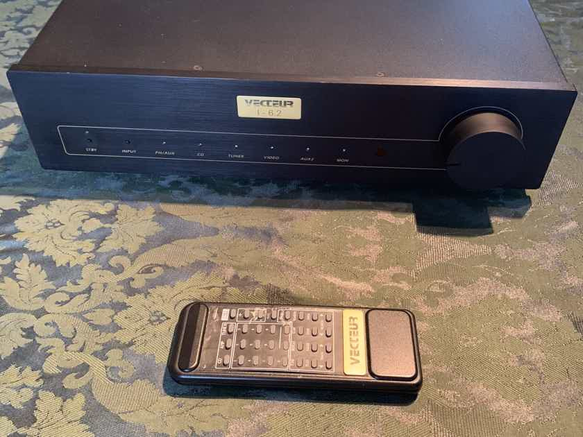 Vecteur Audio I6-2  amplifier HIGH-END