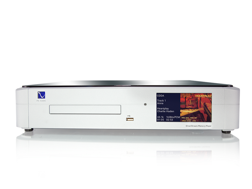 PS Audio DirectStream Memory Player New Transport-SALE Save $2000.00
