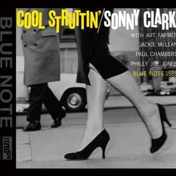 Sonny Clark Cool Struttin' XRCD24