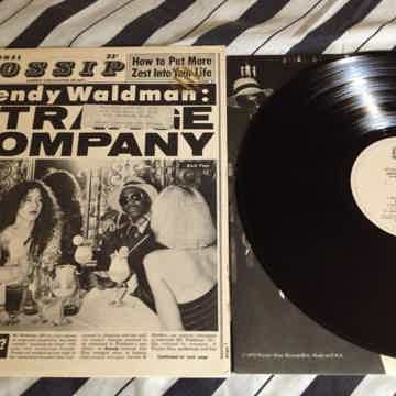 Wendy Waldman - Strange Company Warner Brothers Records...