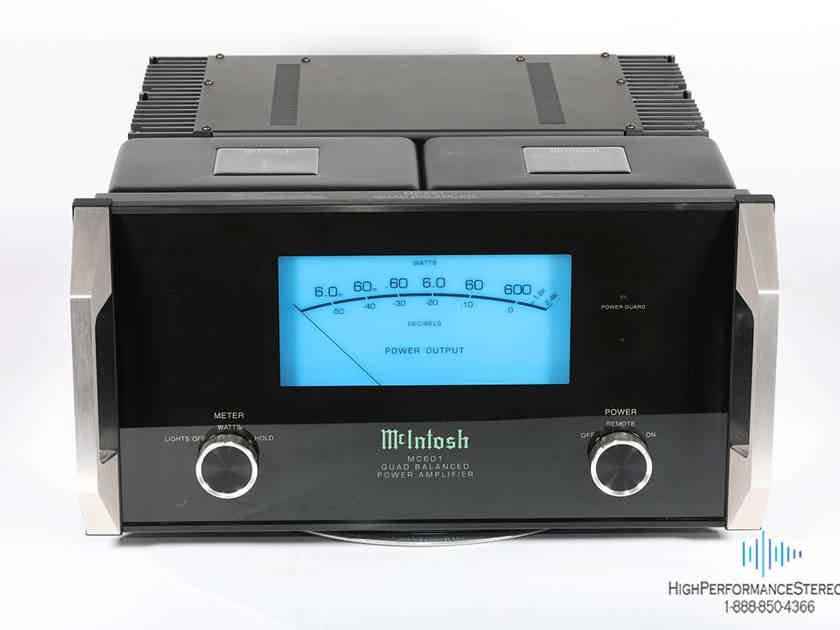 McIntosh MC-601 In any voltage, virtually new.