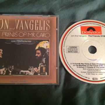 Jon & Vangelis The Friends Of Mr. Cairo