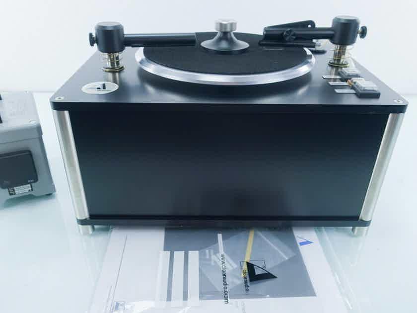 Clearaudio Matrix Transparent Record Cleaning Machine